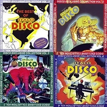 The Best Of Italo Disco – Disco Exclusive Collection