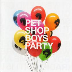 PET SHOP BOYS – PARTY GREATEST HITS