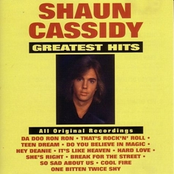 Shaun Cassidy – Greatest Hits