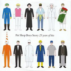 PET SHOP BOYS – Story (25 Years Of Hits)