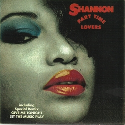 Shannon – Part Time Lovers (1991)
