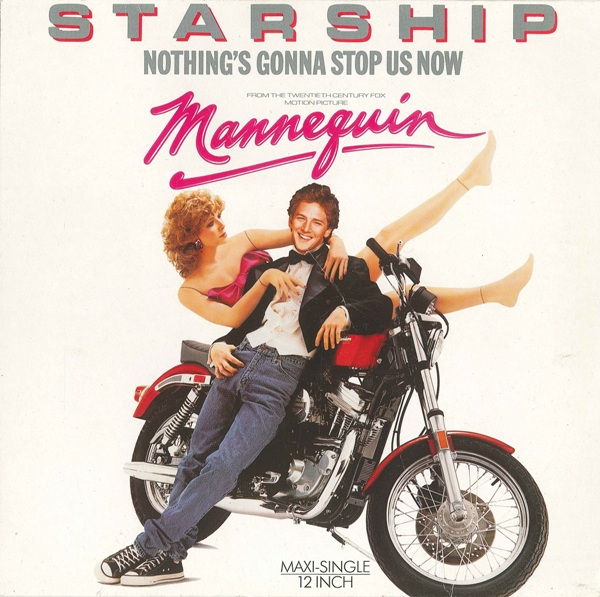 Starship ‎– Nothing's Gonna Stop Us Now (Maxi SIngle 1987)