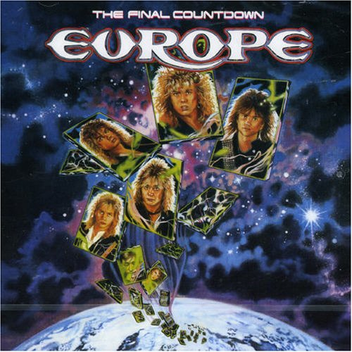 europe - The final countdown 1986