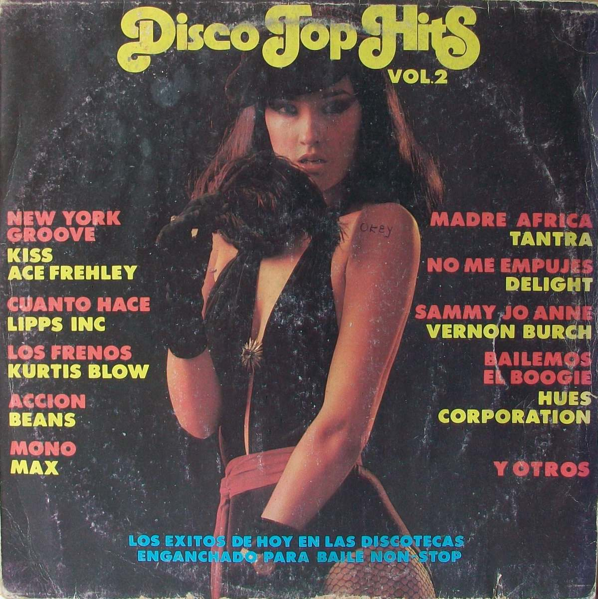 Disco Top Hits - volumen 2 - 1980