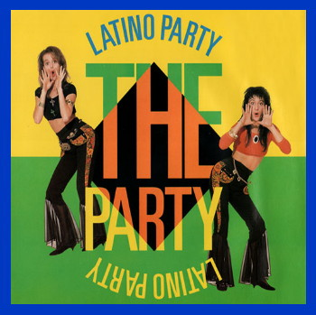 Latino Party - The Party (Maxi CD 1990) Por kratos61
