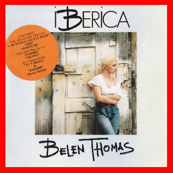 Belen Thomas - Iberica (CD Album 1989) Por kratos61