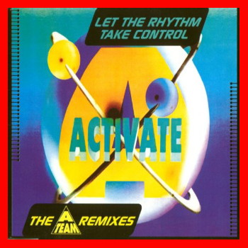 Activate - Let The Rhythm Take Control (Maxi CD 1994) Por kratos61